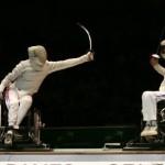 Wheelchair Fencing - S.Timacheff/FencingPhotos.com