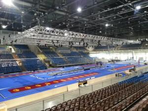 Budapest 2013 Finals Area