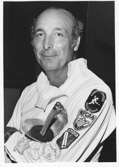 Florida fencing legend Jim Campoli