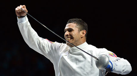 Ruben Limardo - Olympic Epee gold medalist