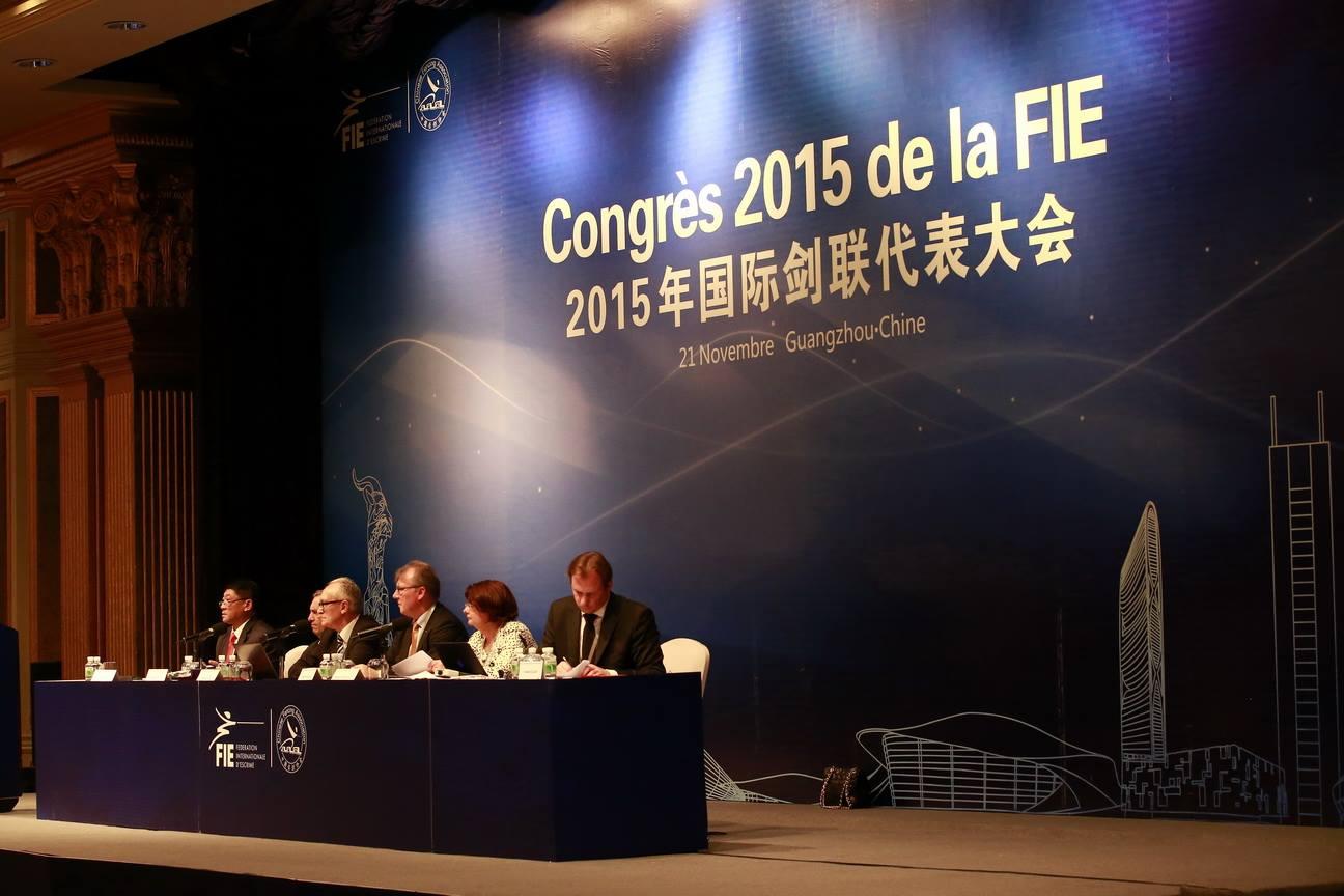 2015 FIE Fencing Congress