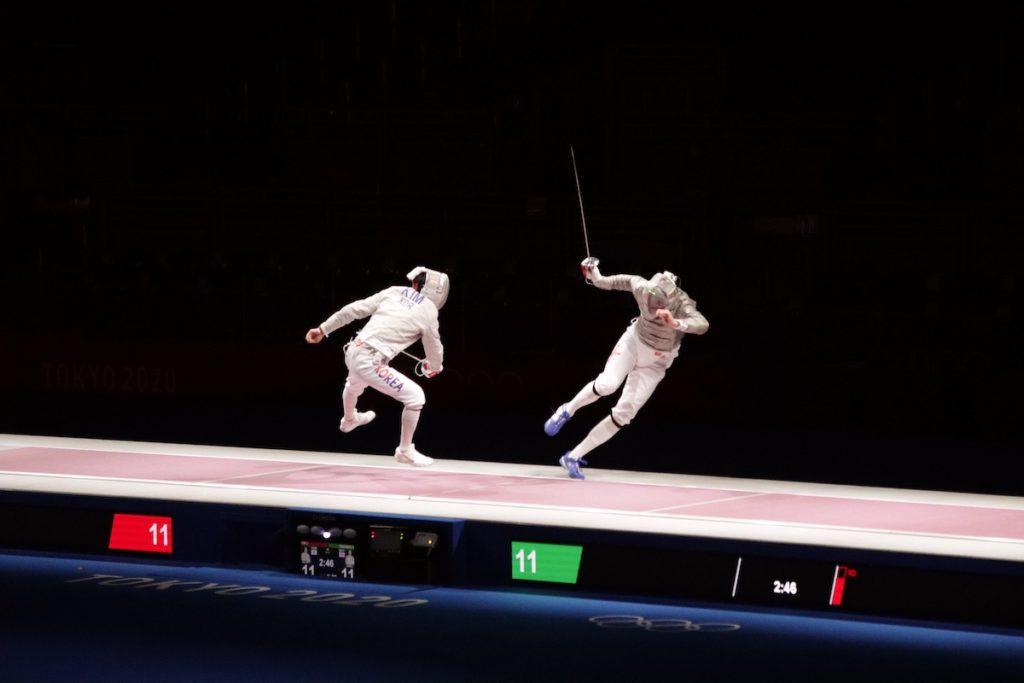 Kim, J (KOR) vs Bazadze (Geo) - MS Bronze Medal Bout, Tokyo 2020